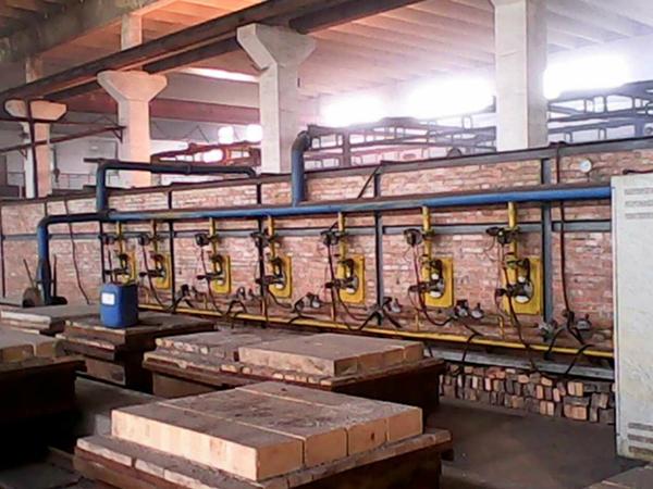 天然氣工業爐的應用